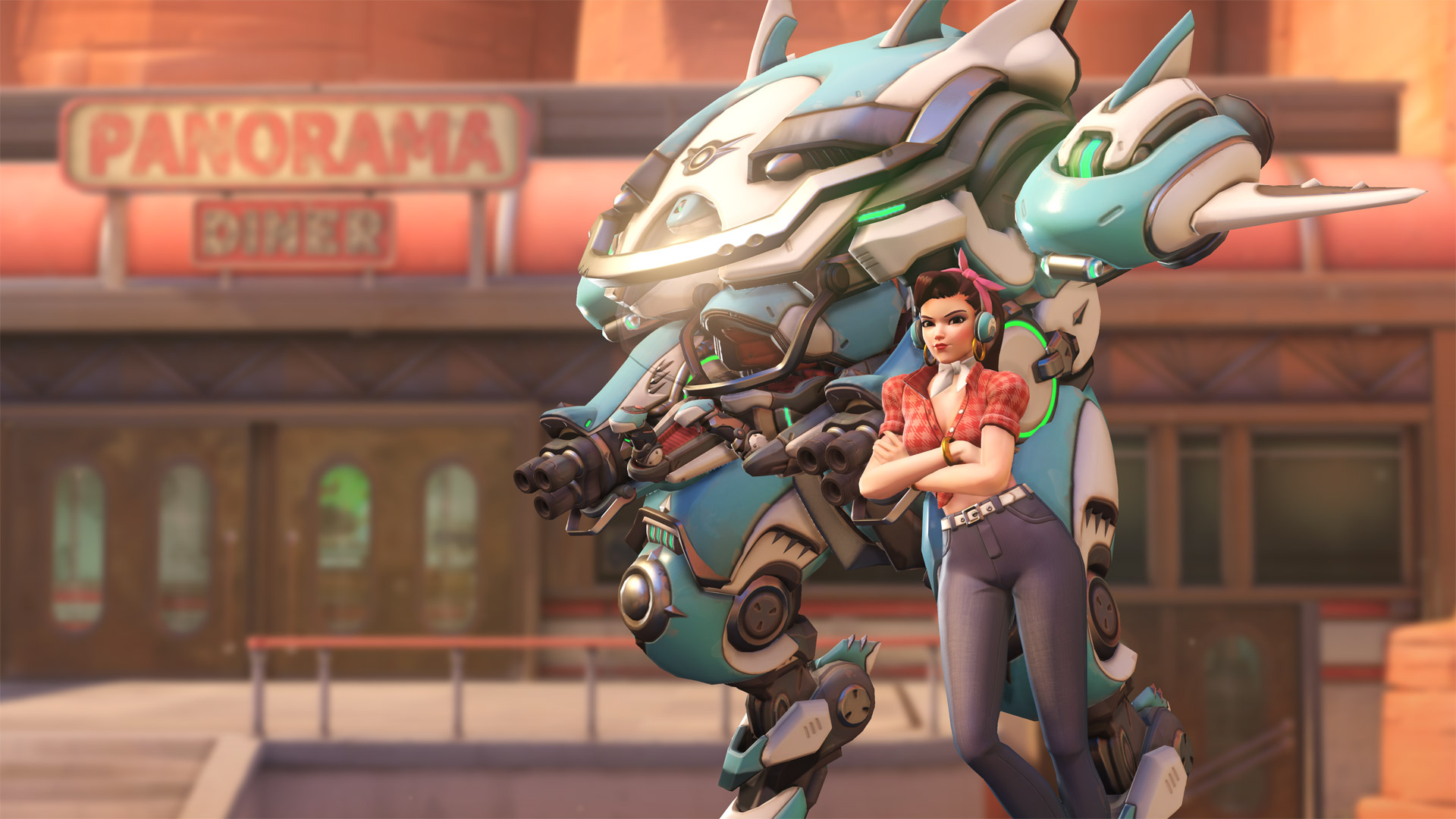 Here are Overwatch's Anniversary skins - Polygon