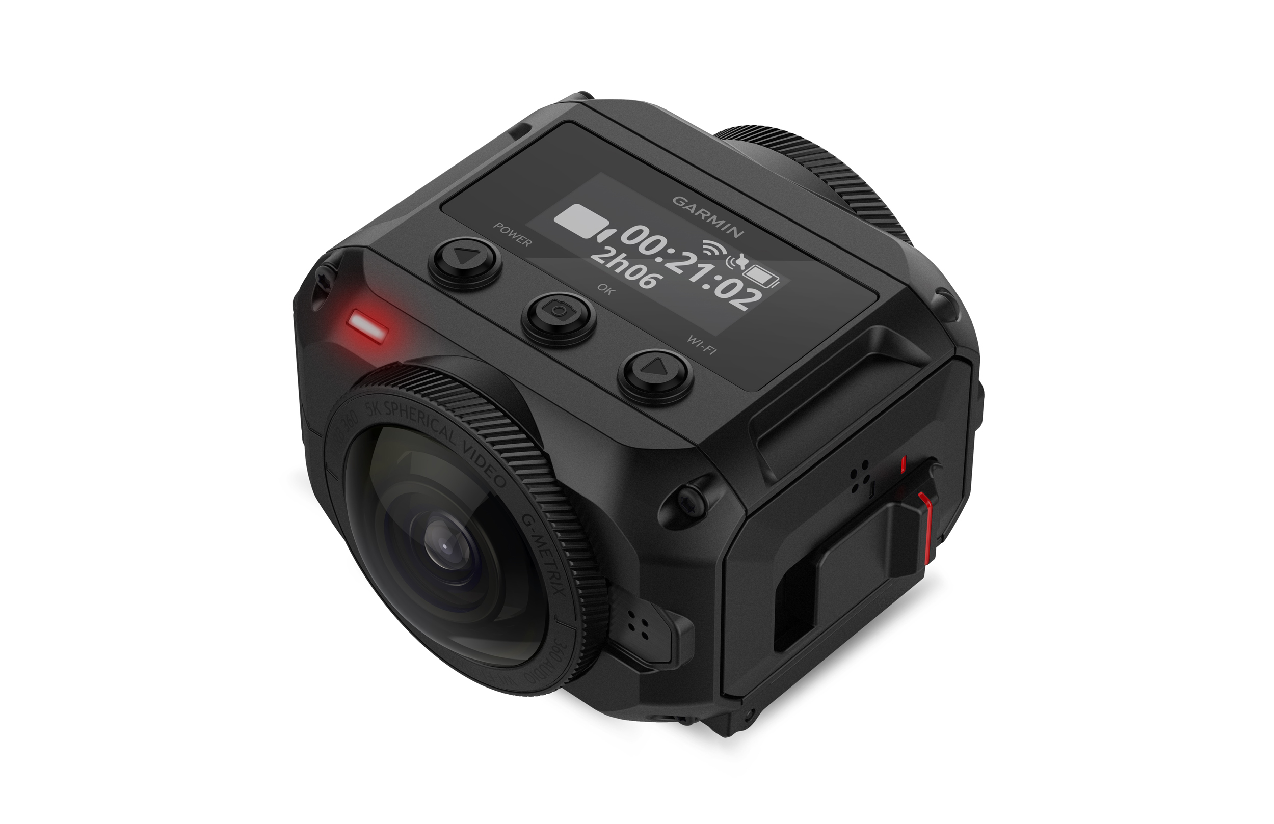 Garmin's new 360-degree camera is waterproof and records 3D audio ...