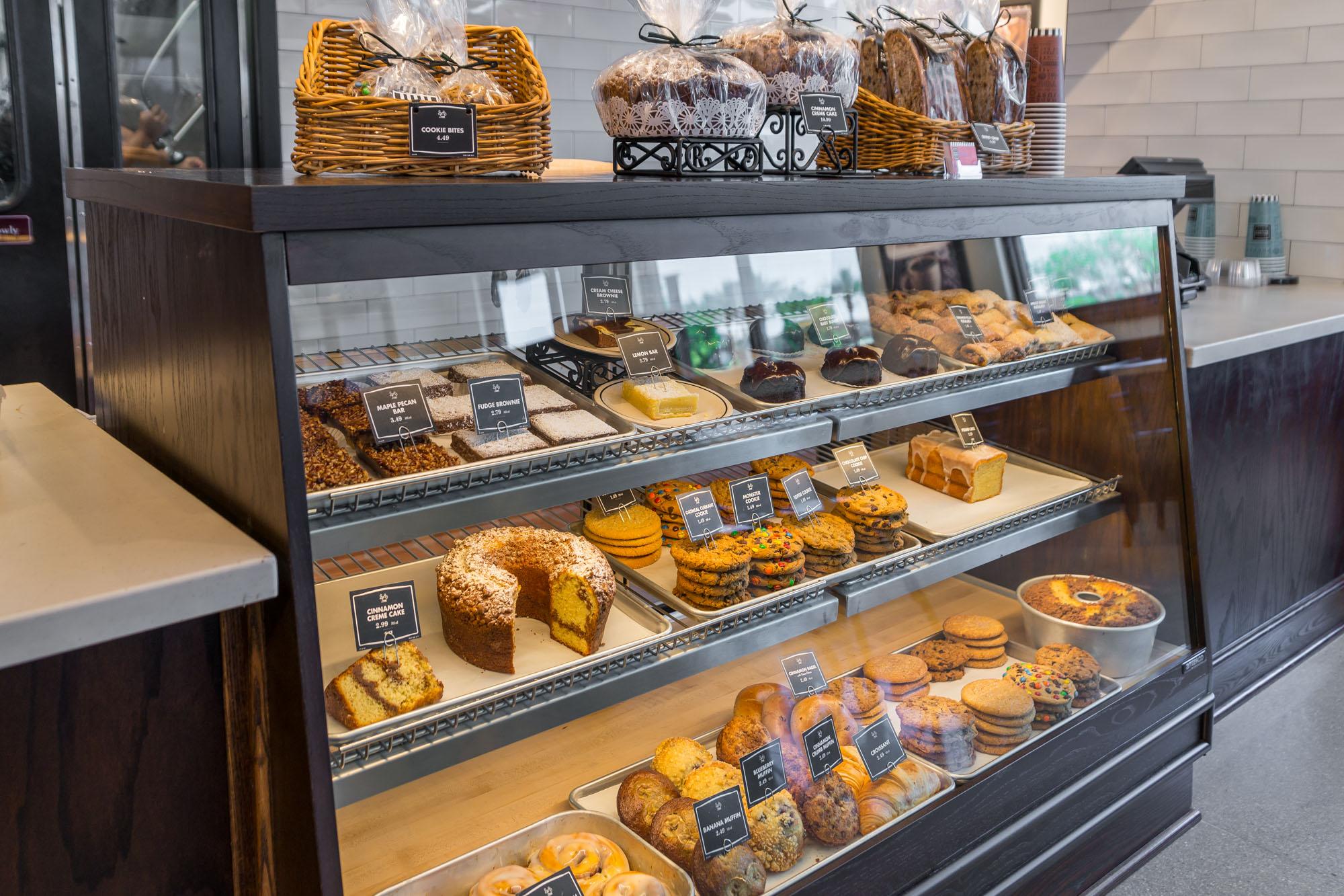 Corner Bakery Cake Menu