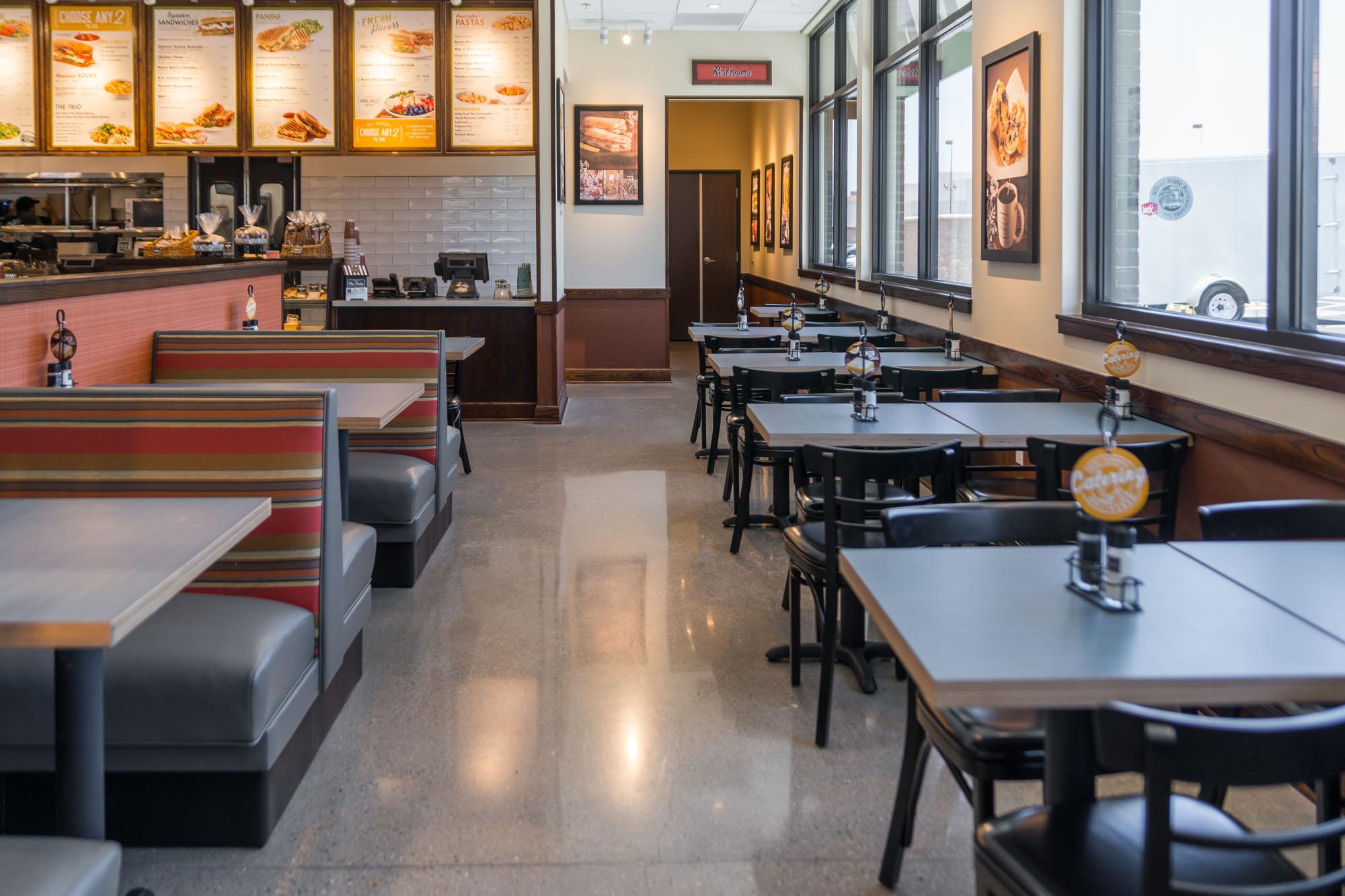 Corner Bakery Cafe Henderson Nv