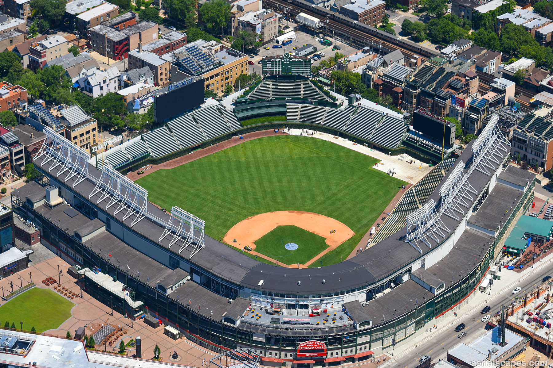 19 Unique Wrigley Field Concerts Seating