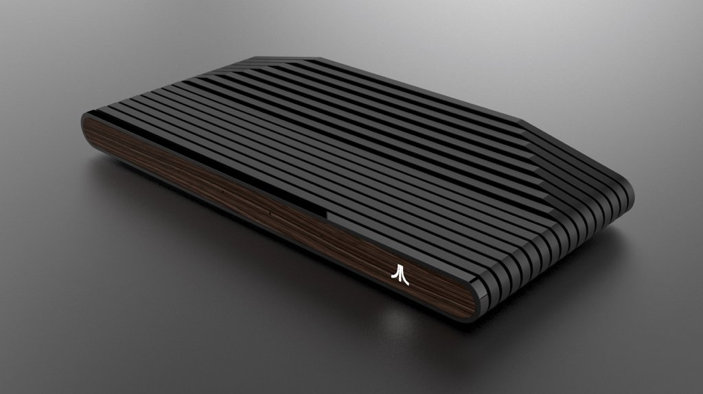 New Atari Console Pictures And Details Revealed