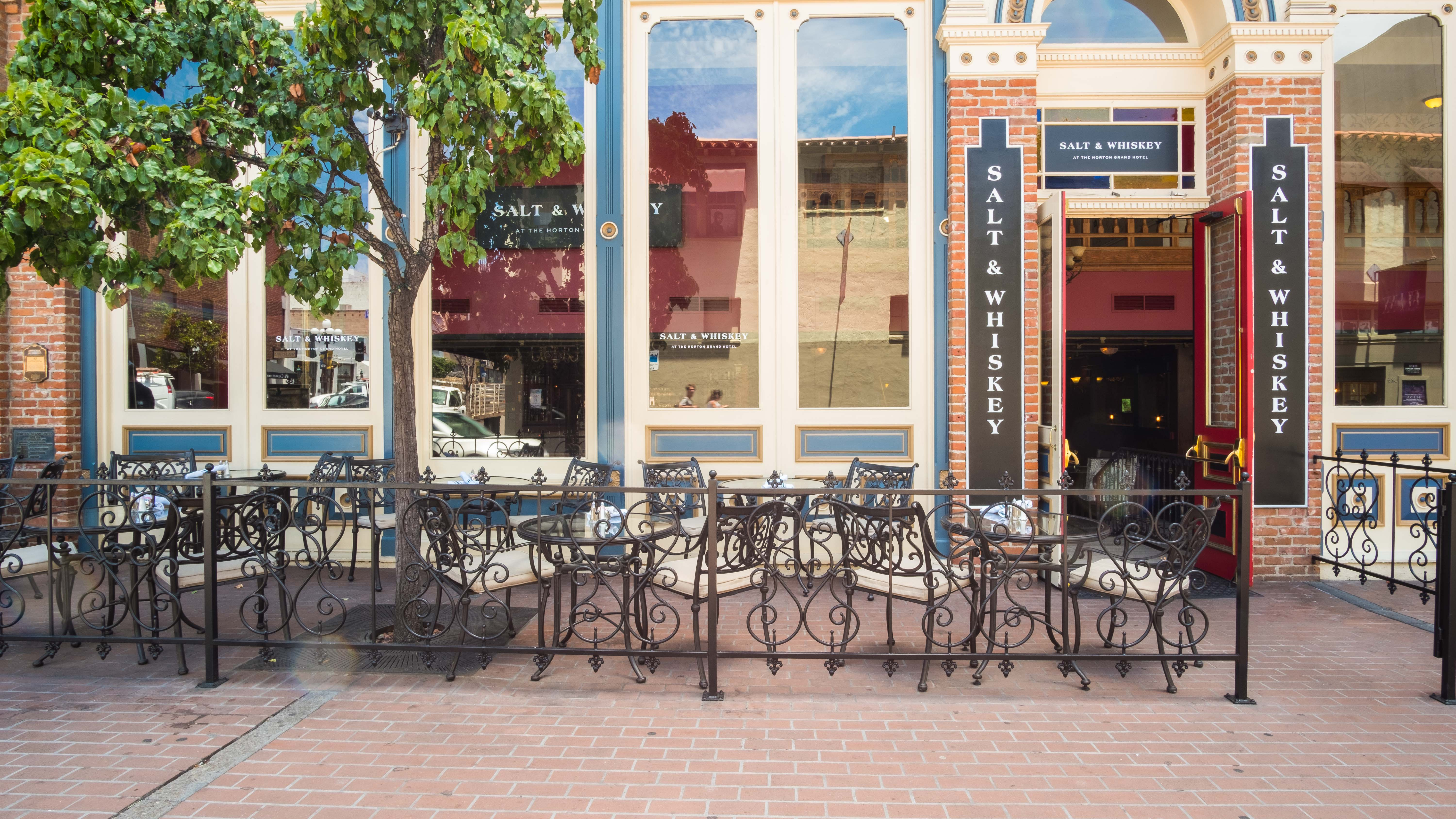 Classic Gaslamp Hotel Launches Restaurant and Bar Reboot - Eater ...