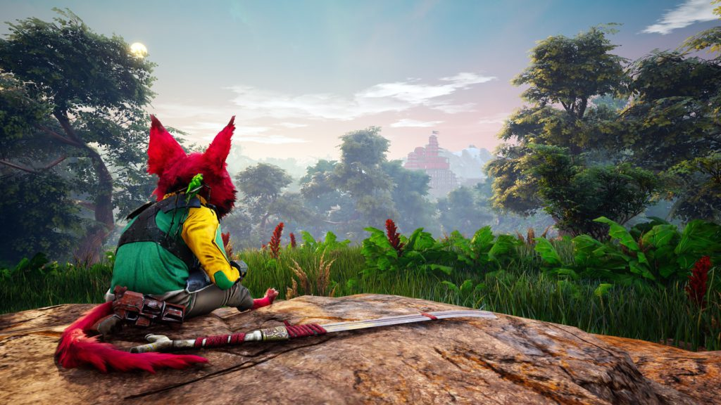BioMutant Is A Furry Kung Fu RPG From THQ Nordic  Polygon