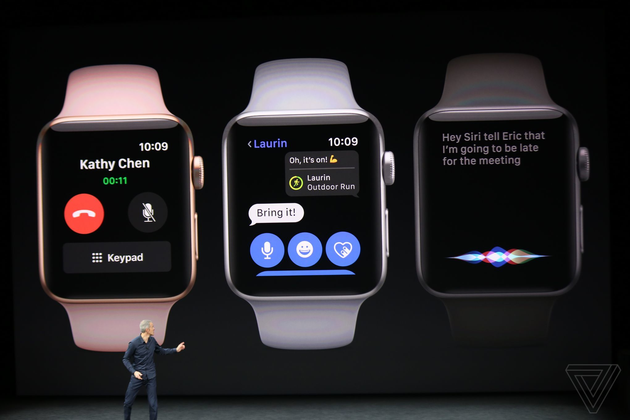 New Apple Watch Series 3 announced with LTE