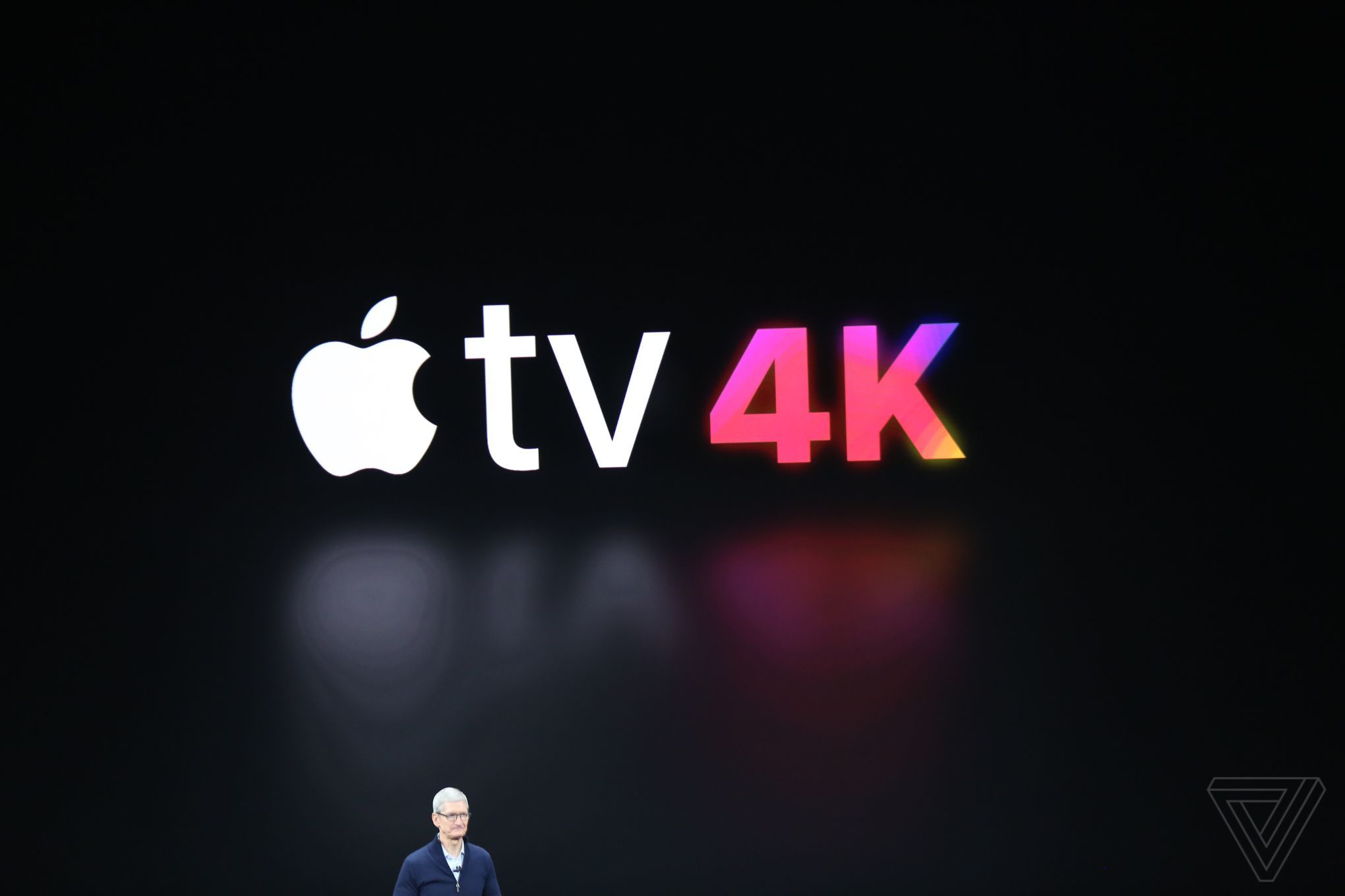 new apple tv 4k announced launches september 22nd for 179 the verge. Black Bedroom Furniture Sets. Home Design Ideas