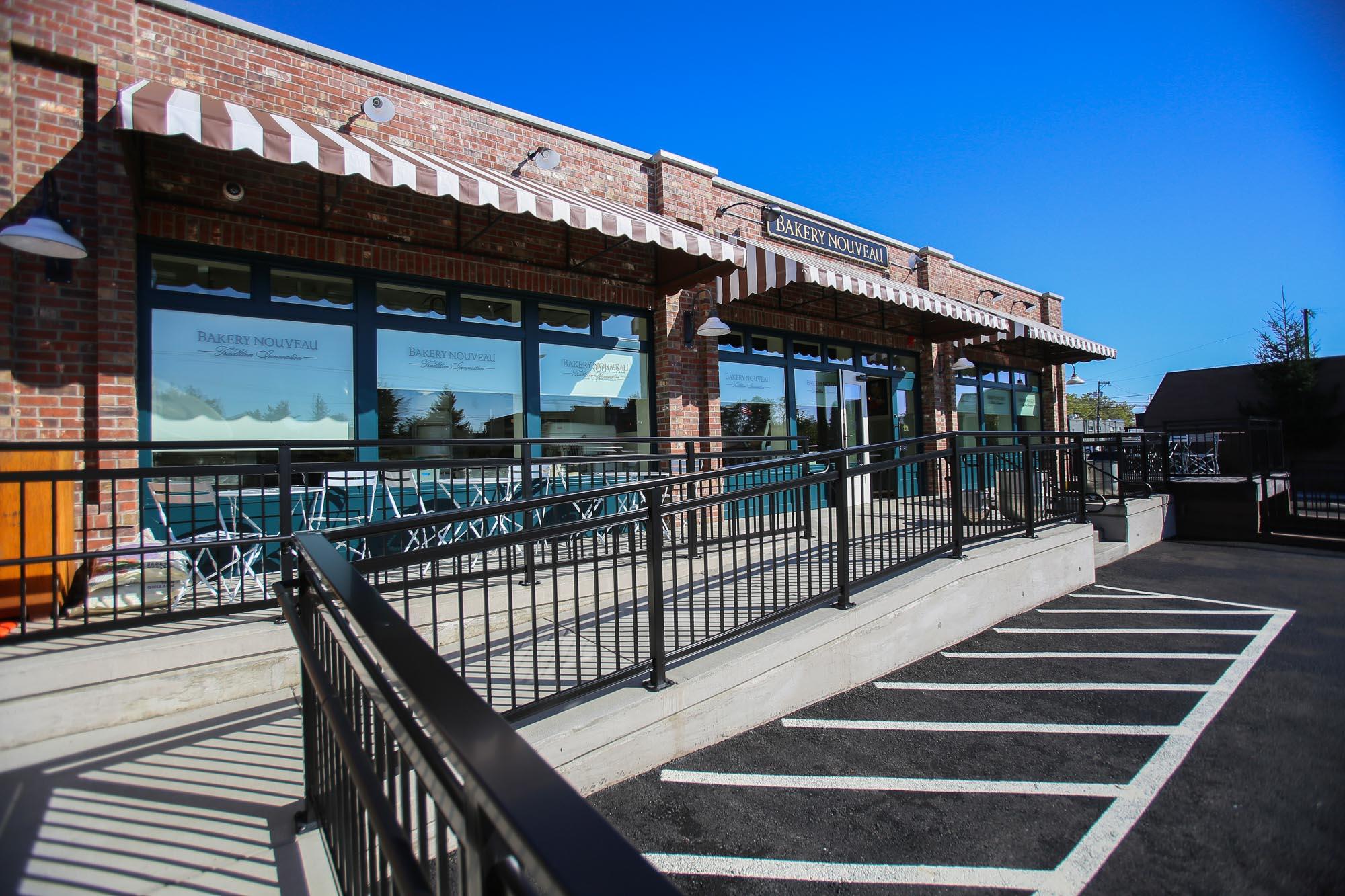 Cafe Nouveau West Seattle