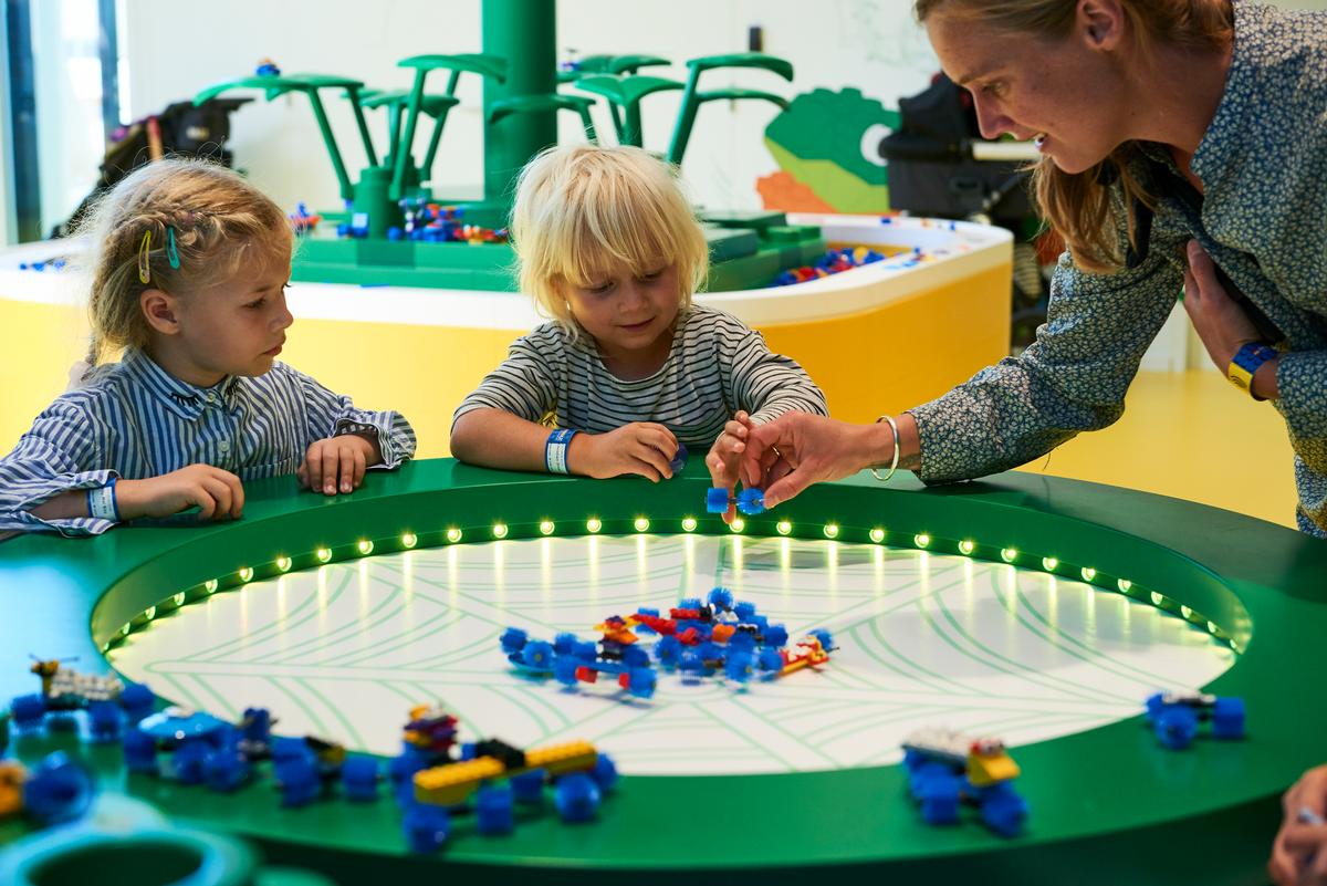 Lego House A Giant Playhouse Dubbed The Home Of The