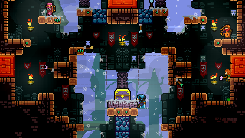 TowerFall Ascension now available Linux Mac windows pc