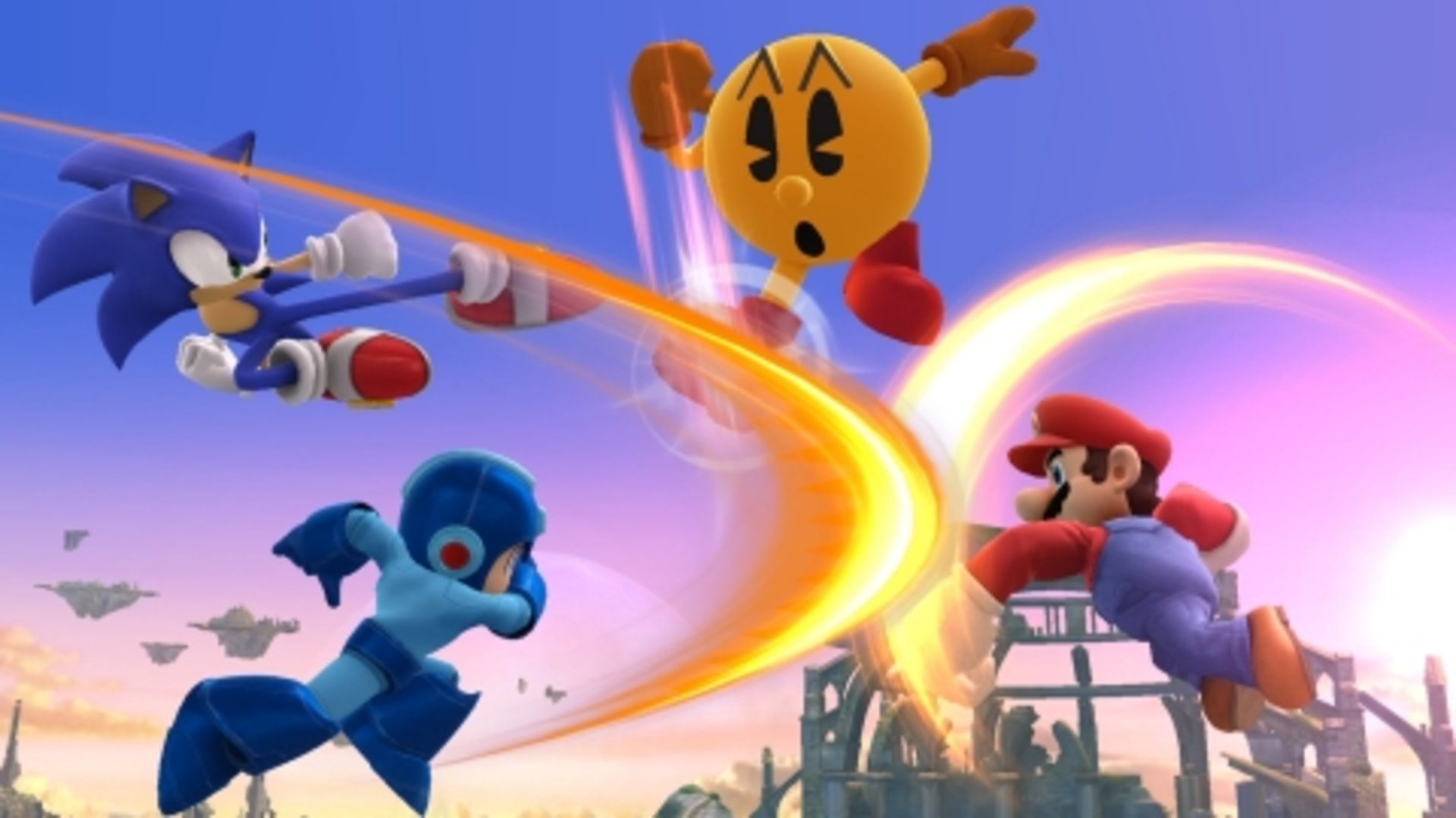 Smash Bros Wii U : Super smash bros wii u and ds polygon e