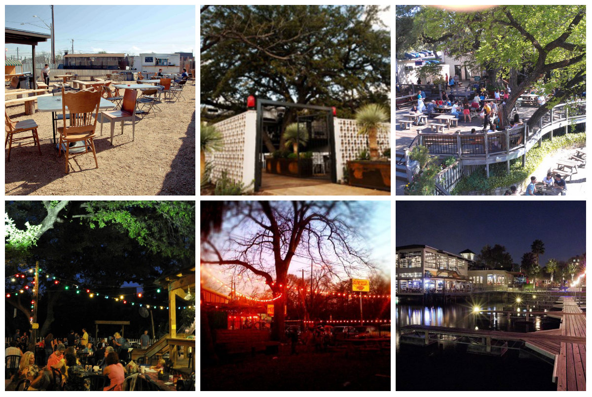 Where To Eat And Drink On A Patio This Spring - Eater Austin