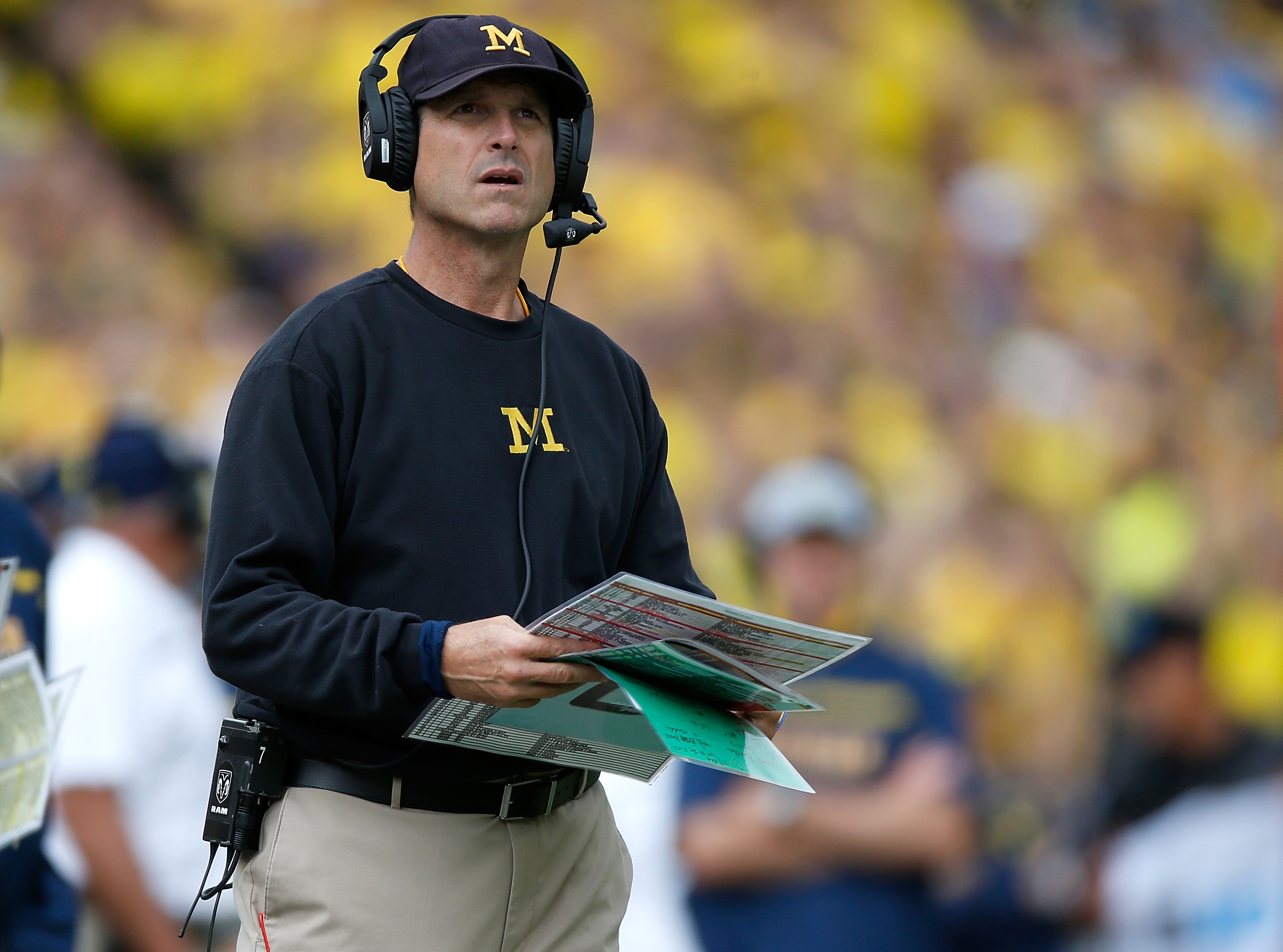 Looking Back Michigan S Incredible Journey To 6 2 Maize N Brew