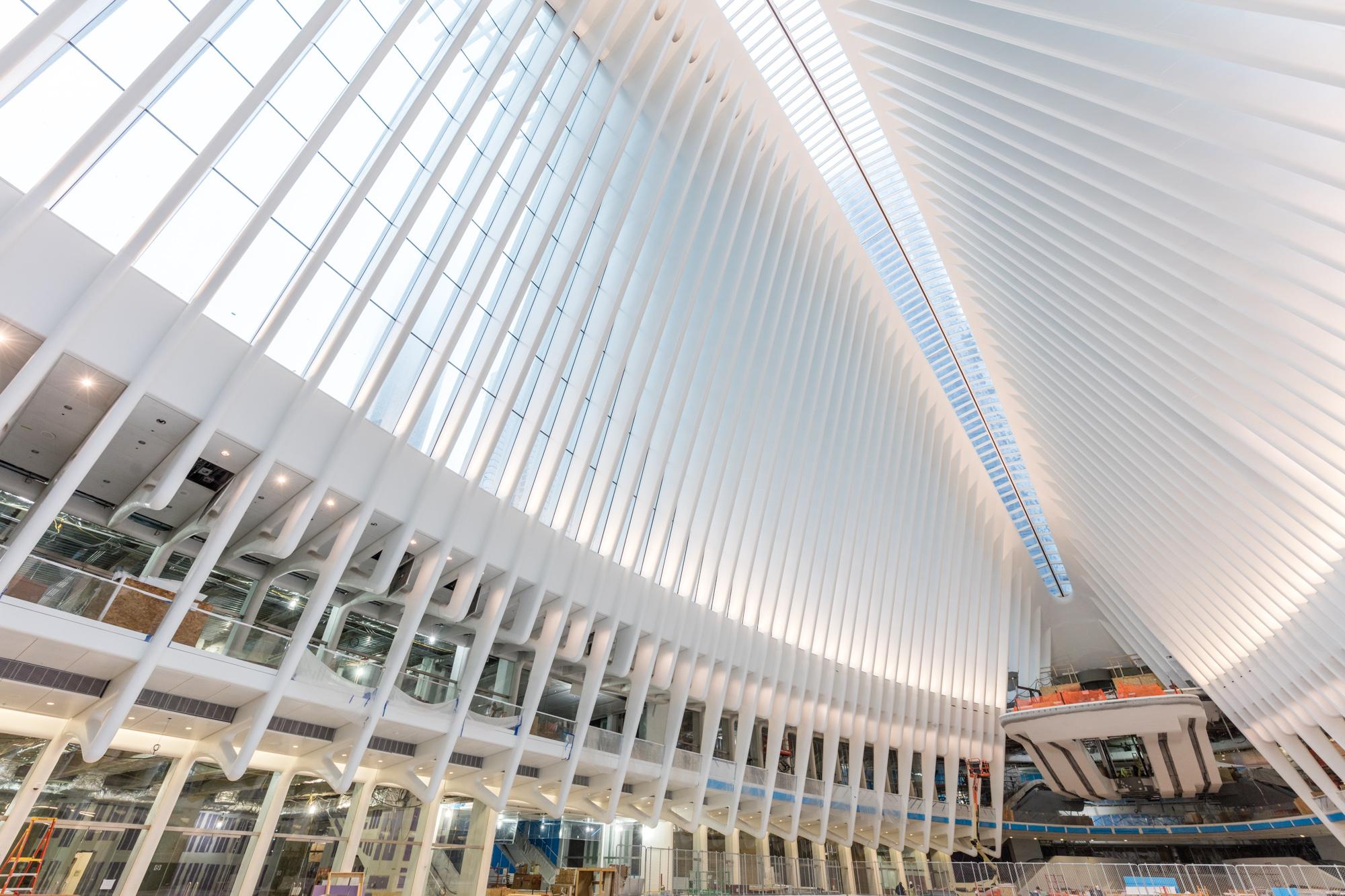 Santiago Calatrava Curbed Ny