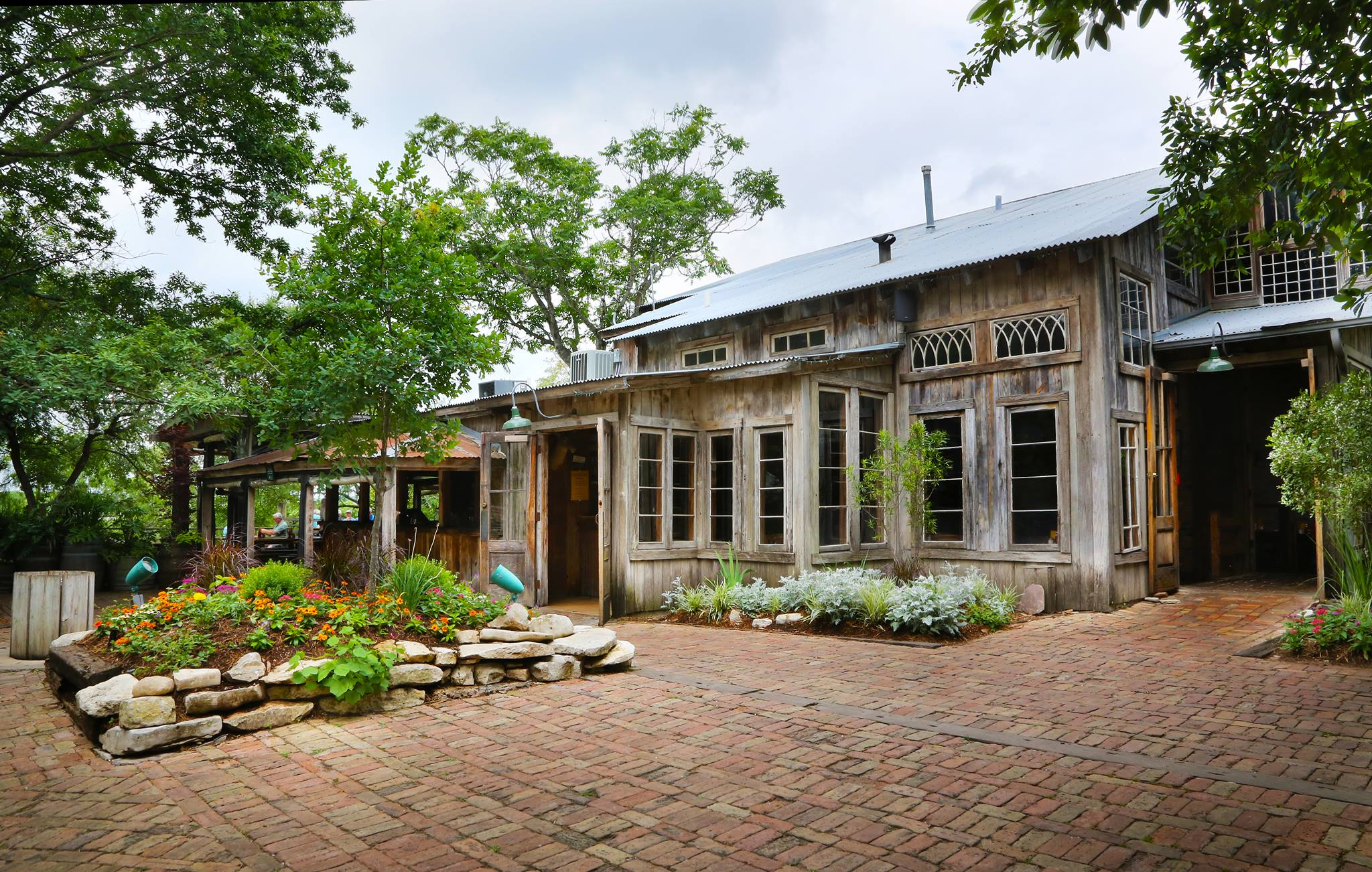 Dining in texas hill country mapped eater austin for Texas hill country style