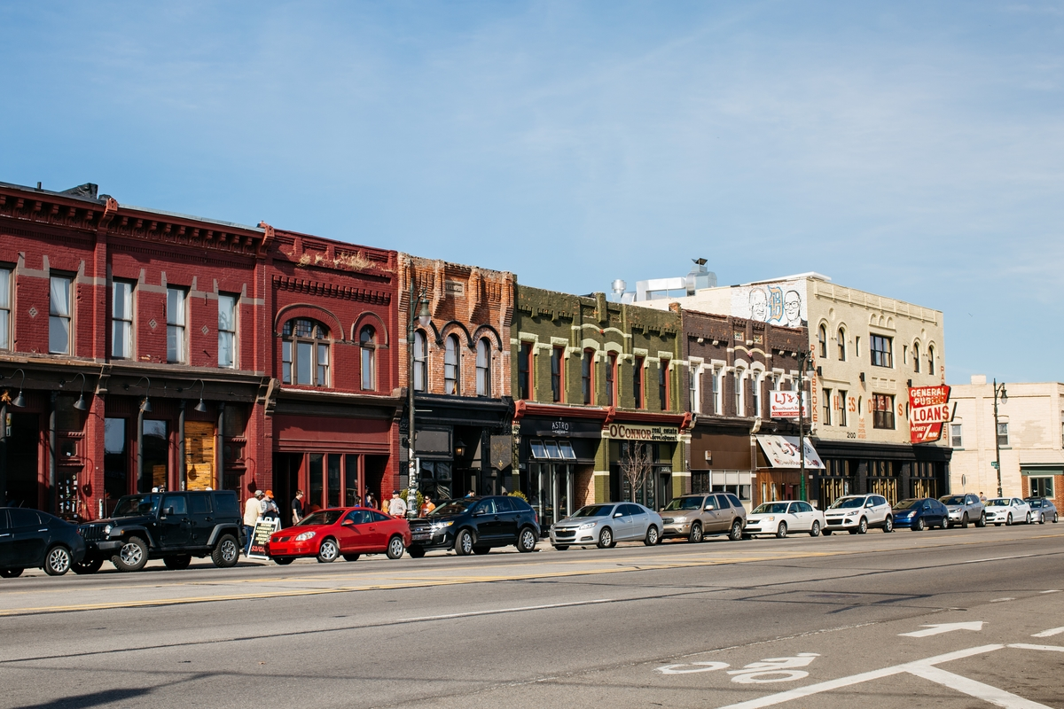 Airbnb Michigan Corktown Detroit Curbed Detroit