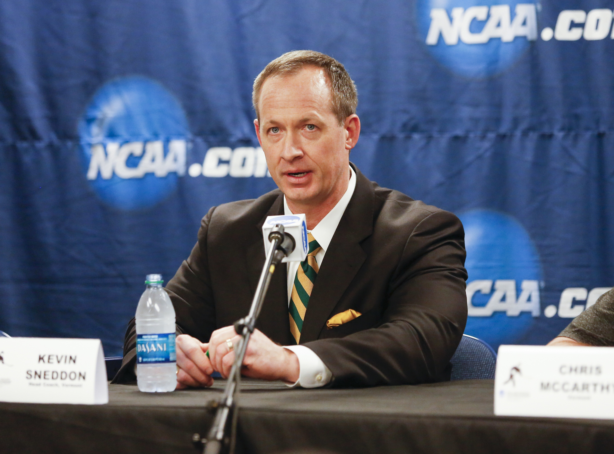 Hockey East: Kearly, Ferguson No Longer With Vermont Hockey Program