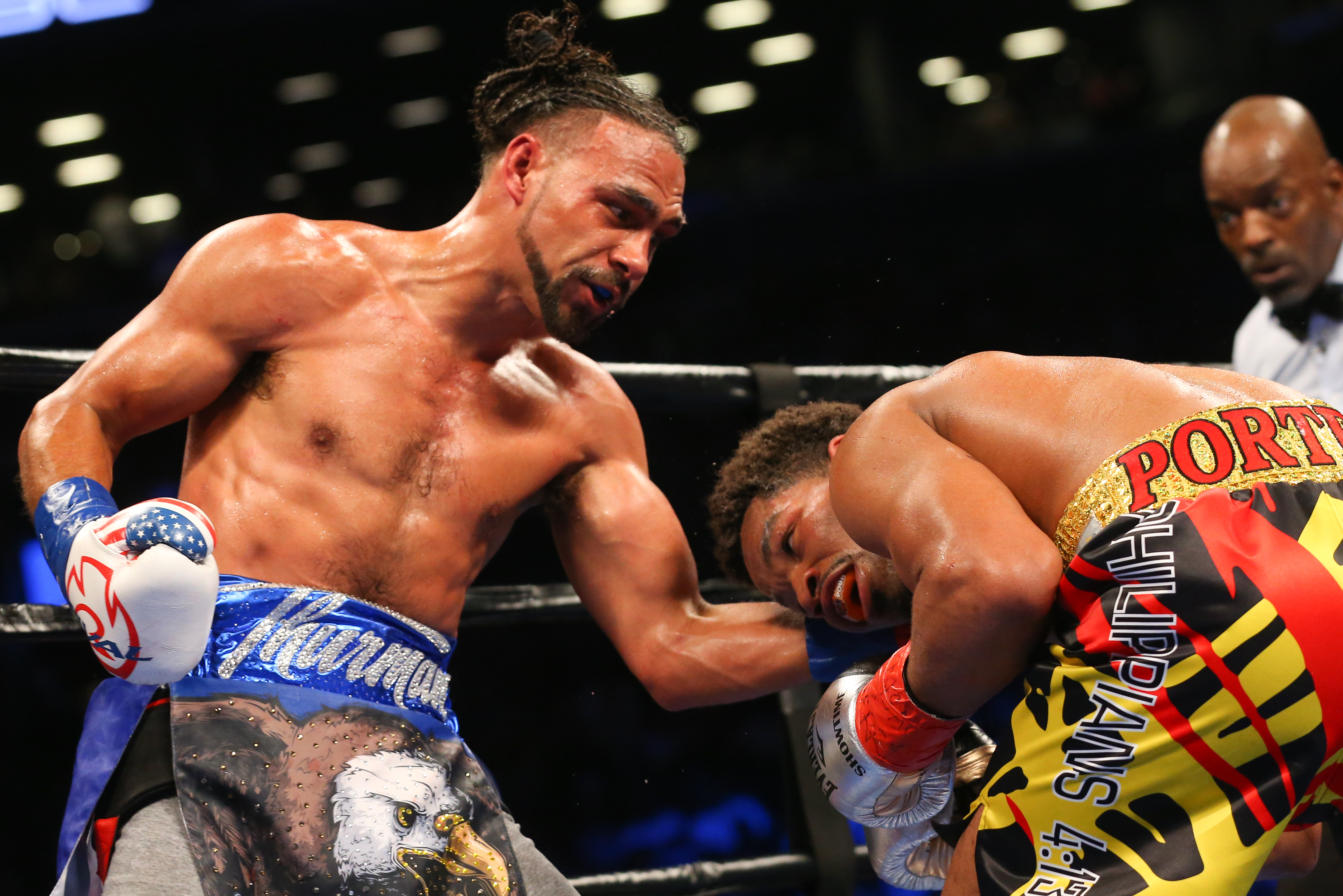 Do you think Floyd Mayweather would want any parts of Keith Thurman once he becomes marketable?