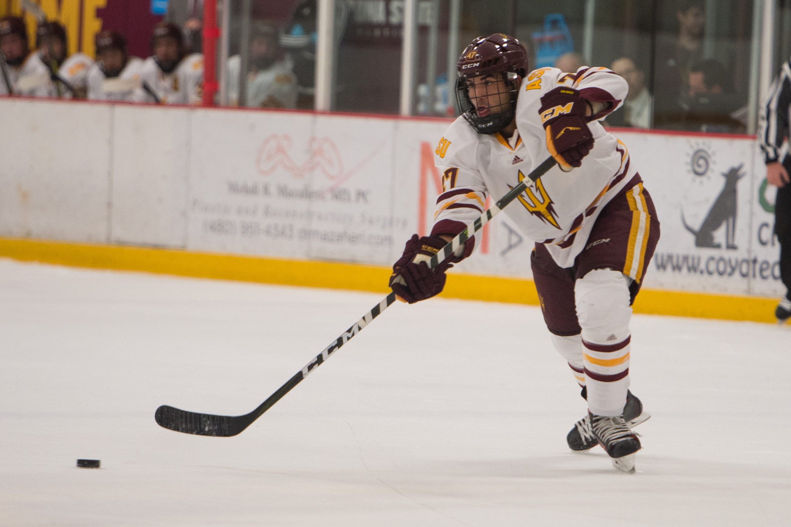 NCAA: ASU Sun Devils Overpower RPI 5-3 In Home Victory