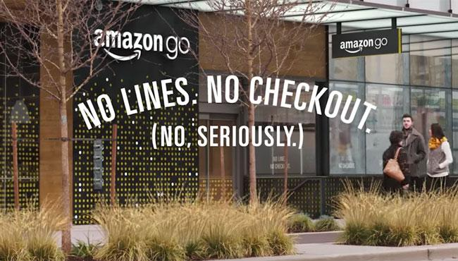 Image result for amazon go stores