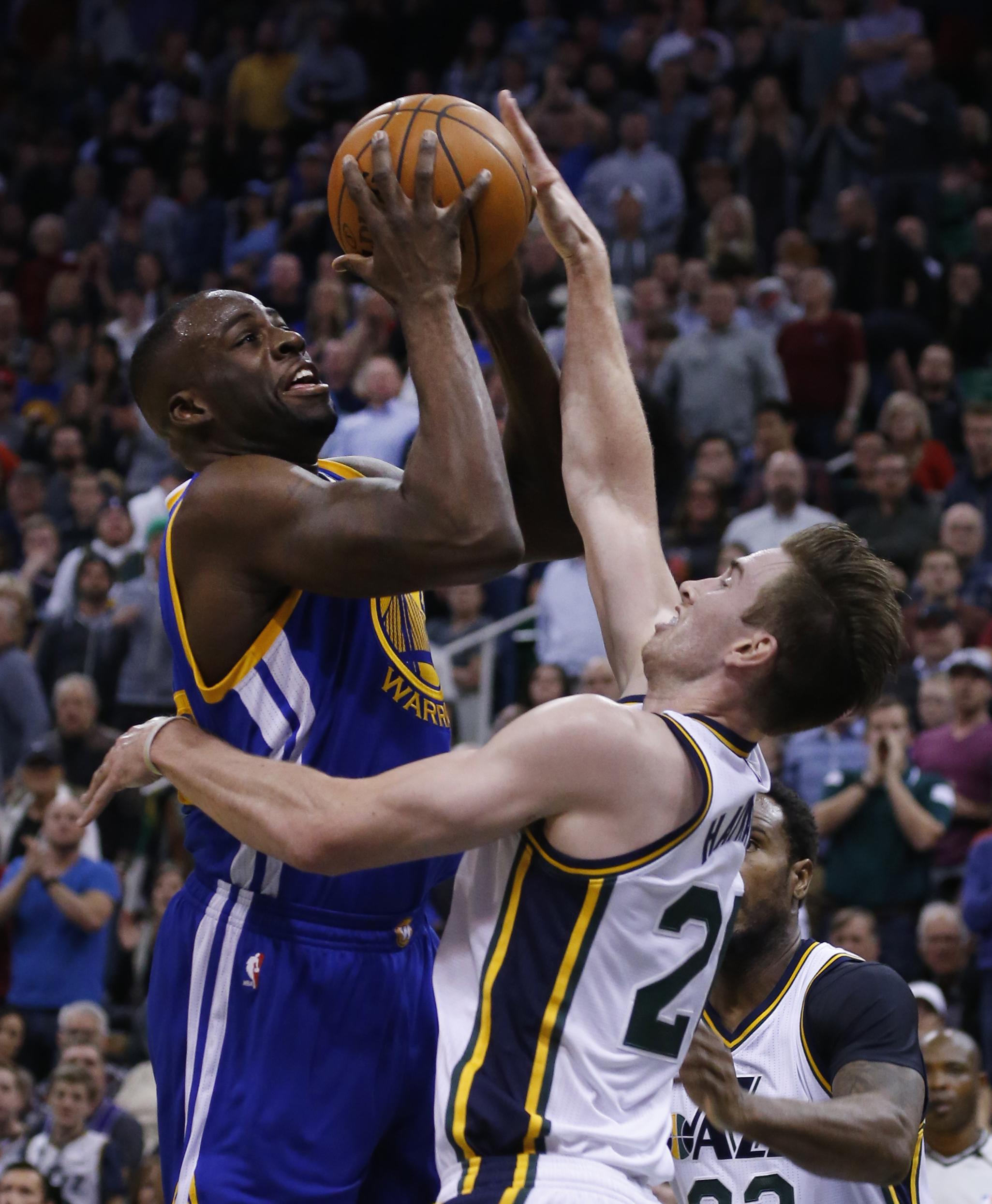 Utah Jazz At Golden State Warriors: Injury Report