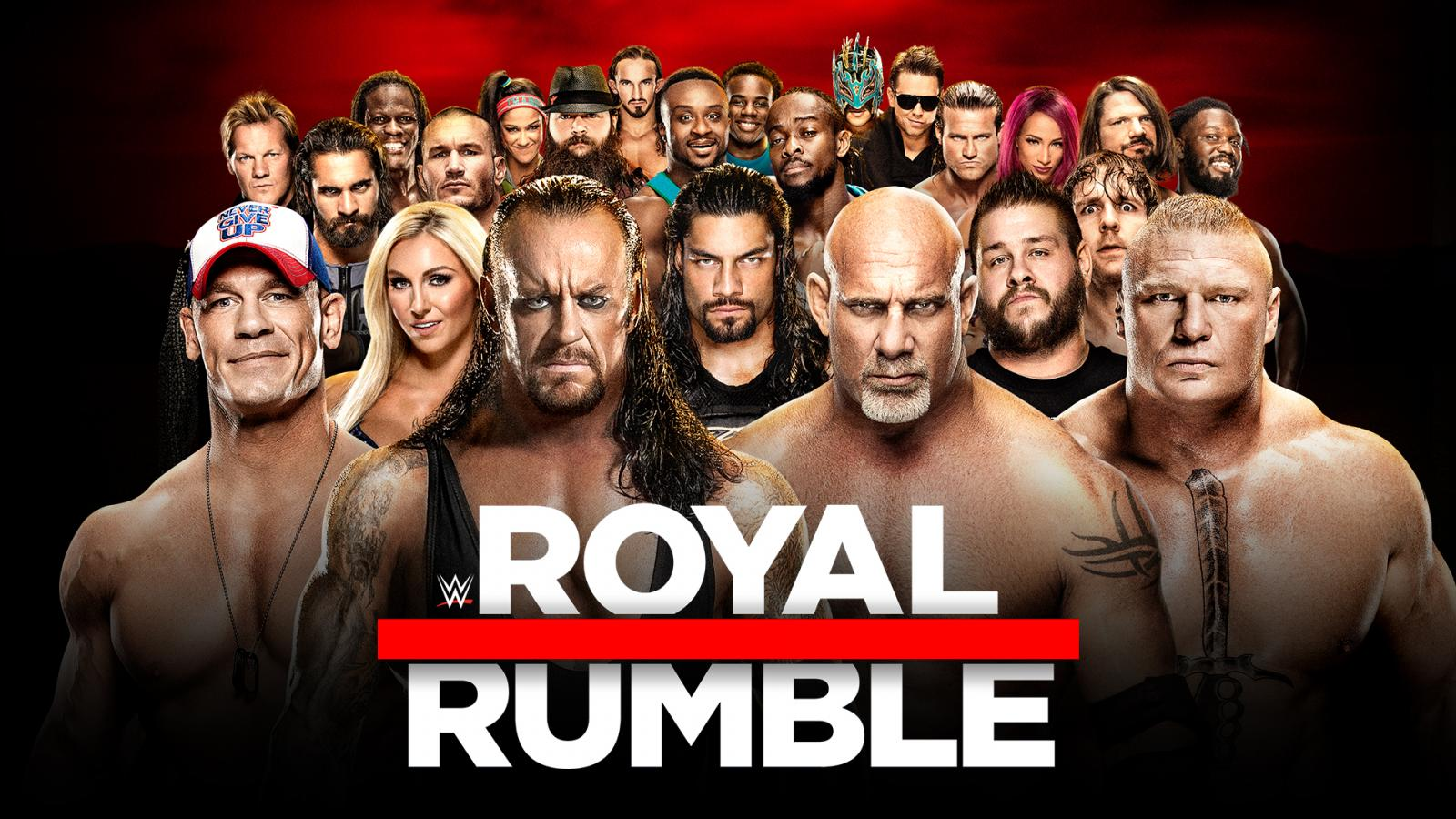 Image result for royal rumble 2017