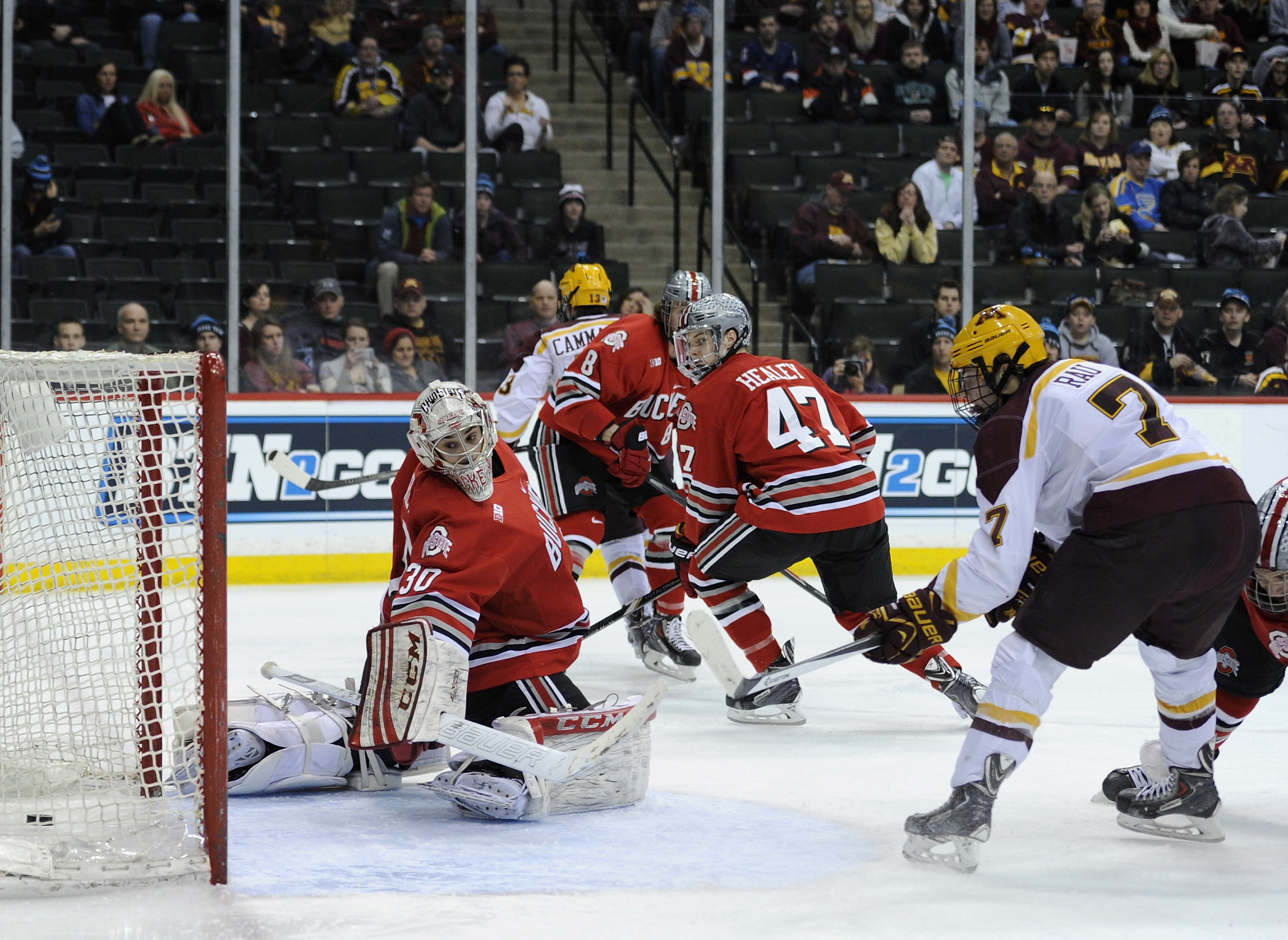 NCAA: No. 10 Ohio State Falls To Arizona State In A Shootout, 1-0