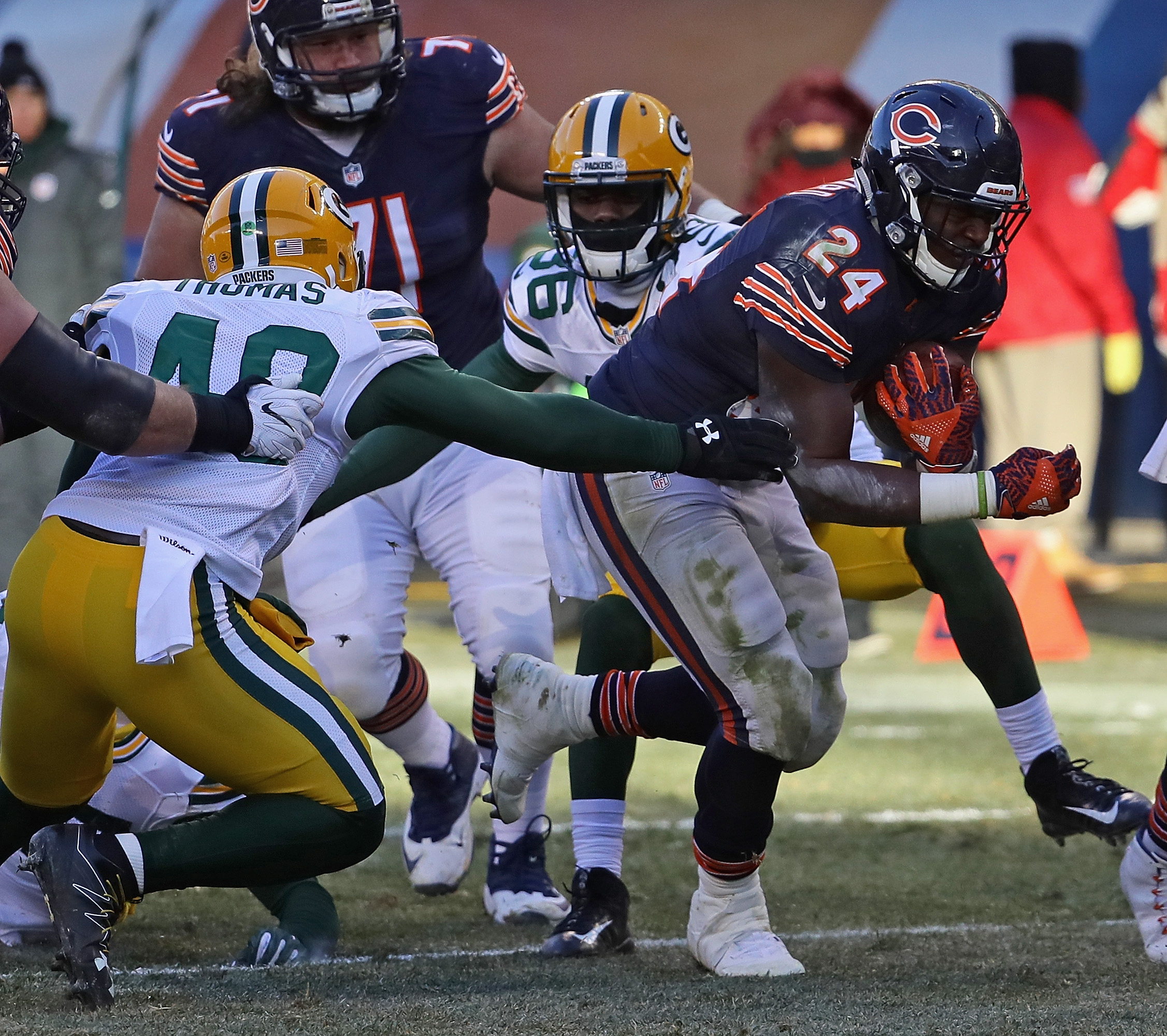 Chicago Bears Roster: Bears 2016 Roster Evaluation: Chicago Ripe In Talent At
