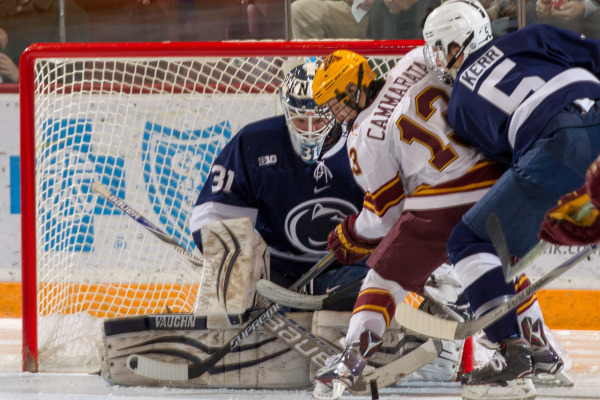 BIG10: Minnesota Q&A With Chris Taylor On Penn State Hockey
