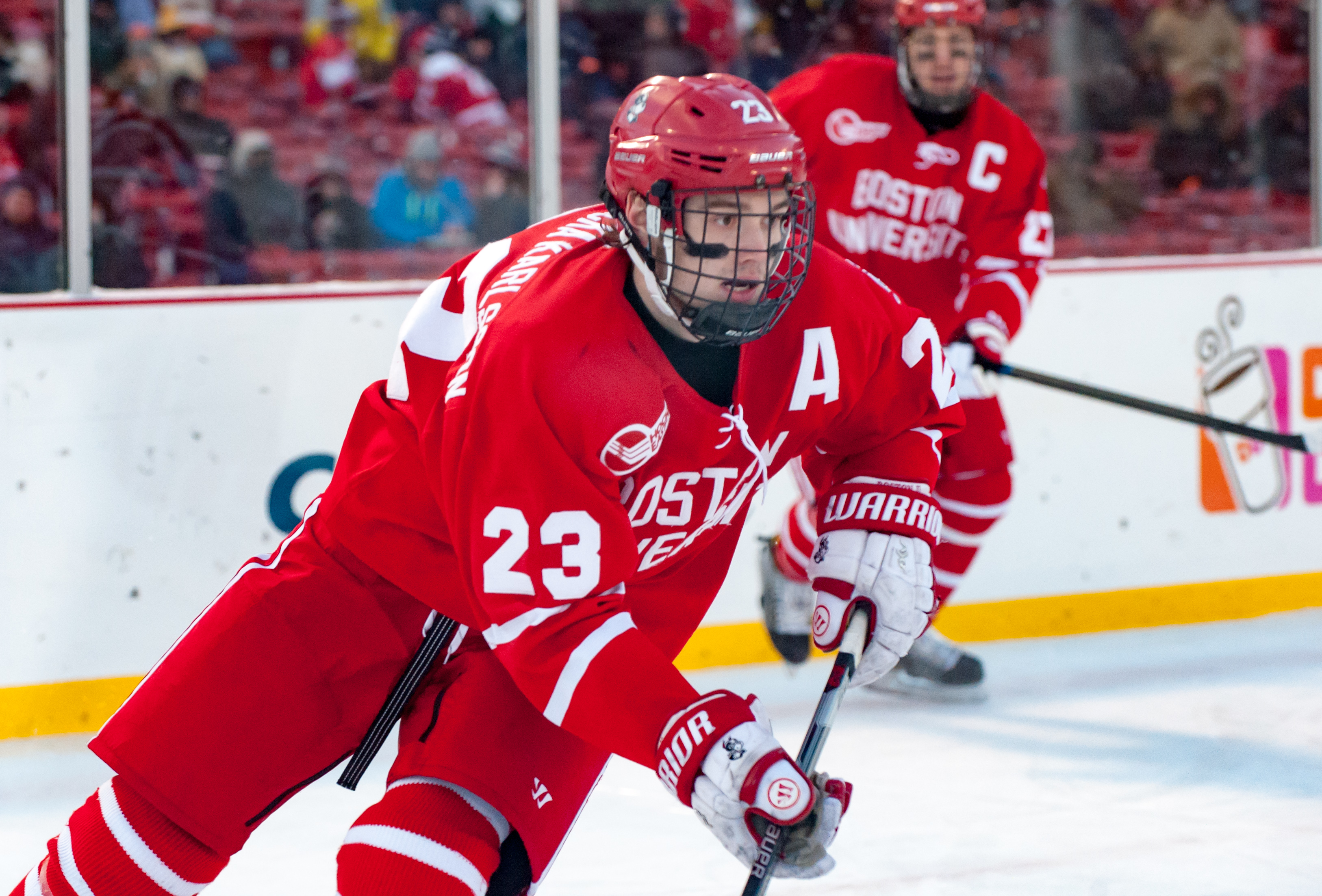 NCAA: Beanpot Represents Changing Face Of College Hockey