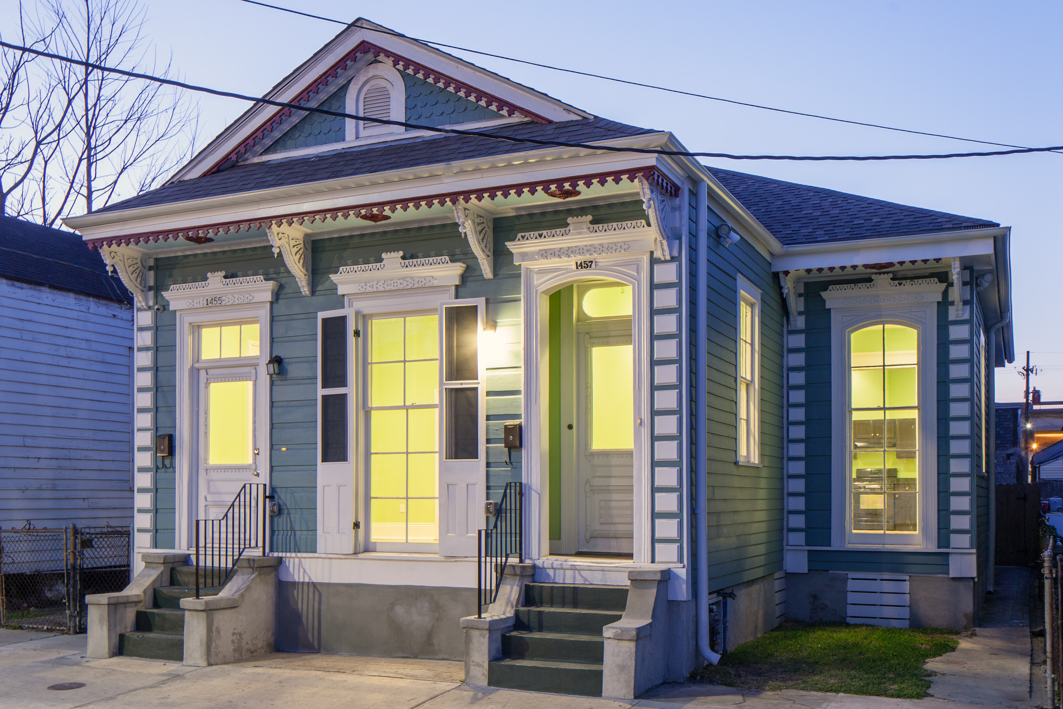 New orleans homes neighborhoods architecture and real for New architecture firms