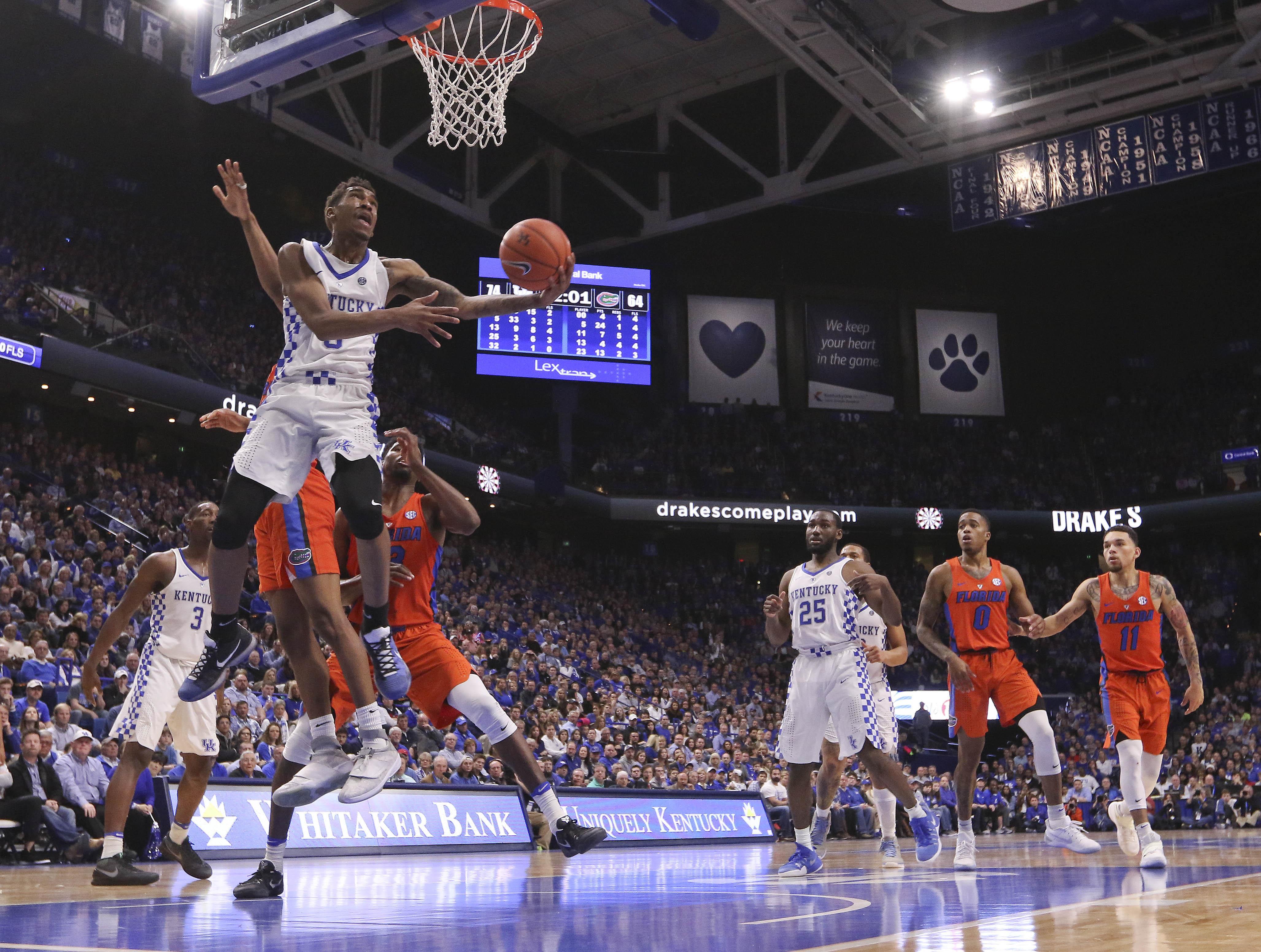 Kentucky Basketball Uk Has Second Best Odds To Win: Kentucky Basketball Vs Vanderbilt: Start Time, TV Info