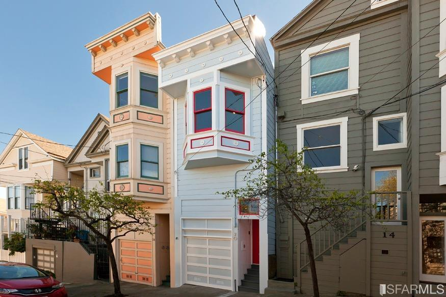 Find your ideal san francisco neighborhood curbed sf - Limpressionnante residence bernal heights san francisco ...